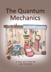 The Quantum Mechanics - Poster Template by Dale French (illustrator)