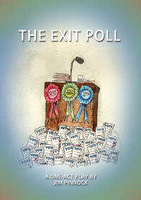 The Exit Poll - Poster Template by Dale French (illustrator)
