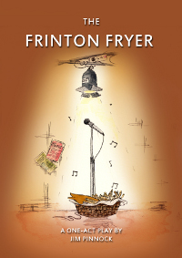 The Frinton Fryer - Poster Template by Dale French (illustrator)