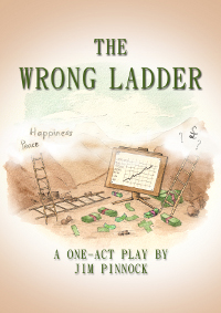The Wong Ladder - Poster Template by Dale French (illustrator)