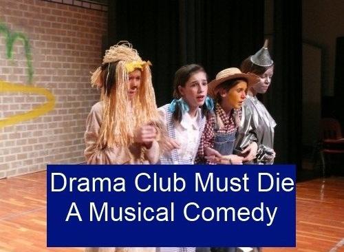 Drama Club Must Die