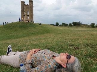 Taking a well earned rest