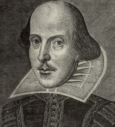Bill the Bard, as he is alleged to have appeared