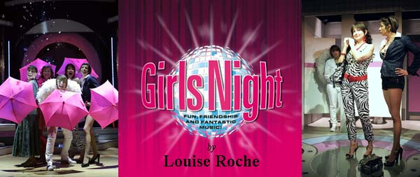 Girls Night by Louise Roche