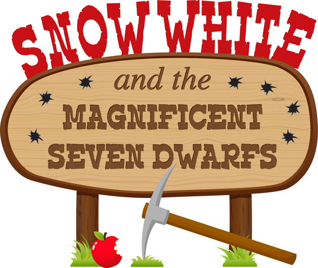 Snow White Magnificent Seven