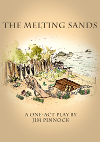 The Melting Sands - Poster Template by Dale French (illustrator)